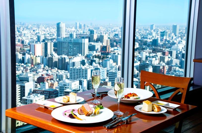 【火・水曜日限定!】<br>ホテル最上階絶景レストランのランチ付☆安心サポート相談会
