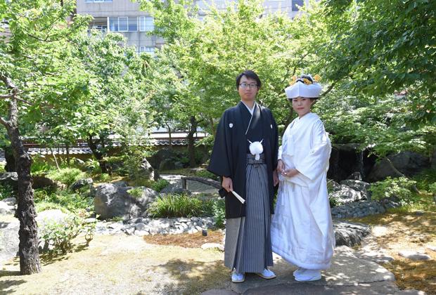 Kazuaki & Ayako