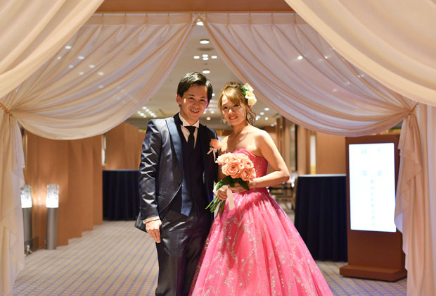 Shunsuke & Mana