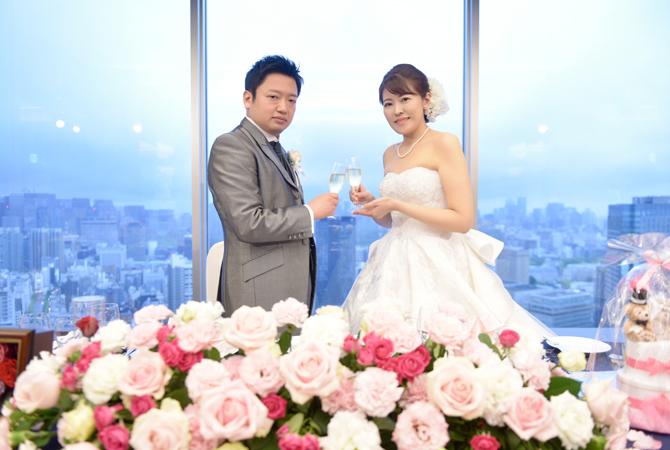 Masaharu & Machiko