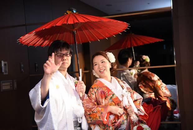 Koichi & Mari